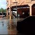 عشر دقائق من تساقط الأمطار تحدث فيضان في بركان