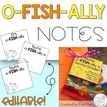 o-fish-ally notes