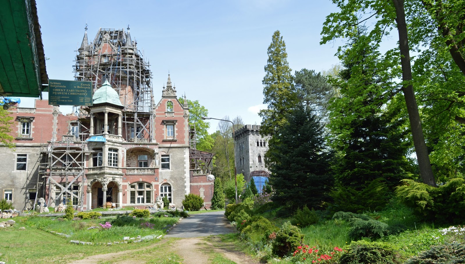 Pałac Bobrów