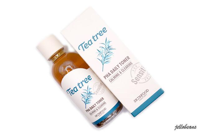 Skinfood Tea Tree PHA Daily Toner Review