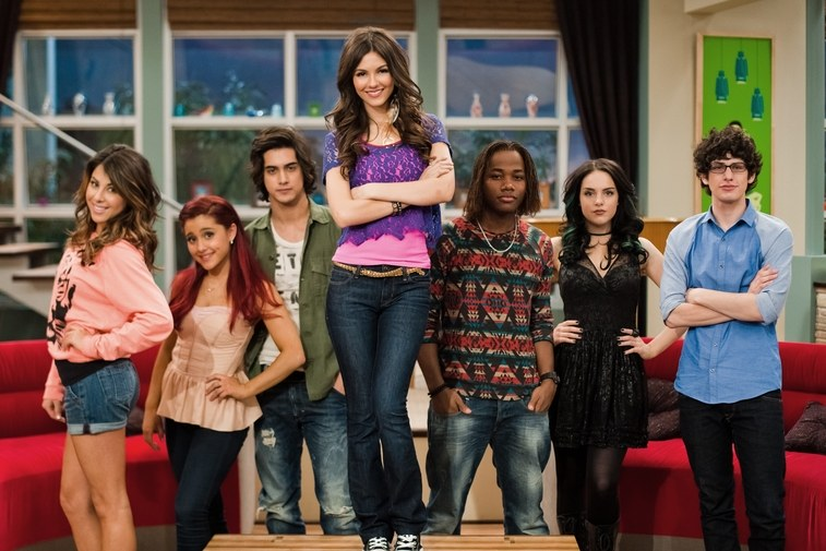 Nickalive The Cast Of -9994