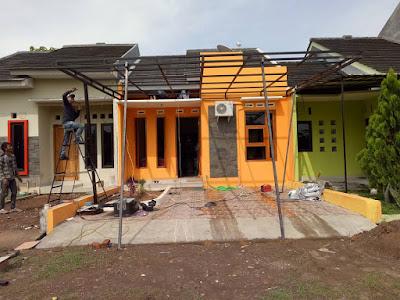 Harga borongan bangunan rumah non material terbaru