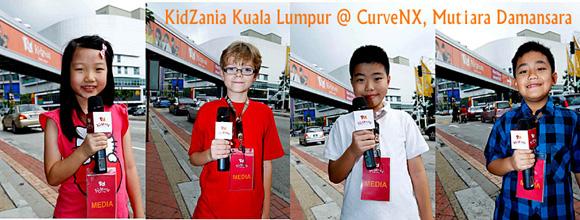 Opening of KidZania Kuala Lumpur
