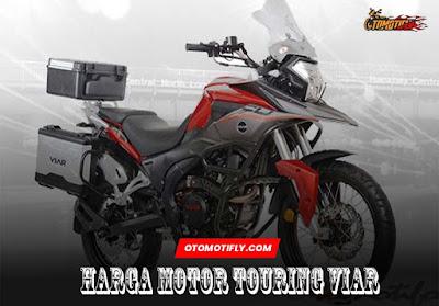 Harga Motor Touring Viar