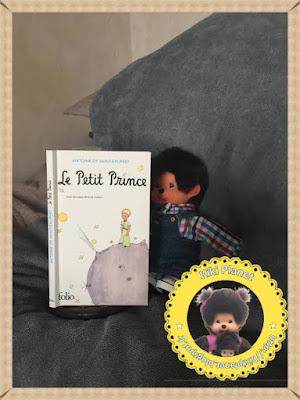 monchhichi kiki petit prince saint-exupéry riels l'Escale espagne catalogne