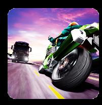 لعبة سباق الدرجات النارية Traffic Rider مهكرة