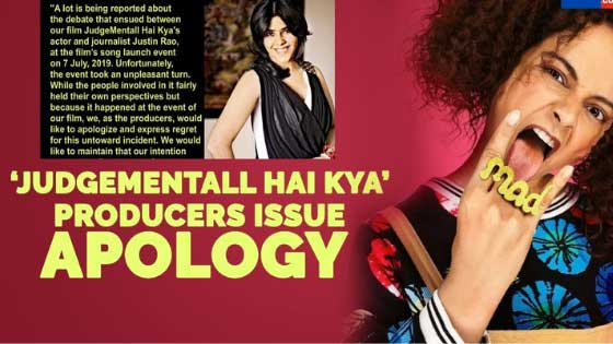 Ekta Kapoor Issues Apology After Kangana Ranaut's Spat With Journalist