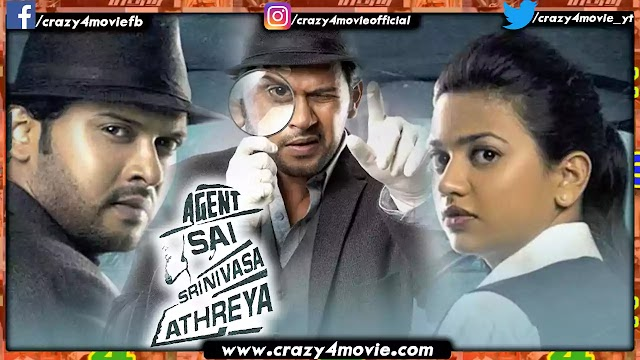 Agent Sai Hindi Dubbed Movie | Agent Sai Srinivas Athreya in Hindi