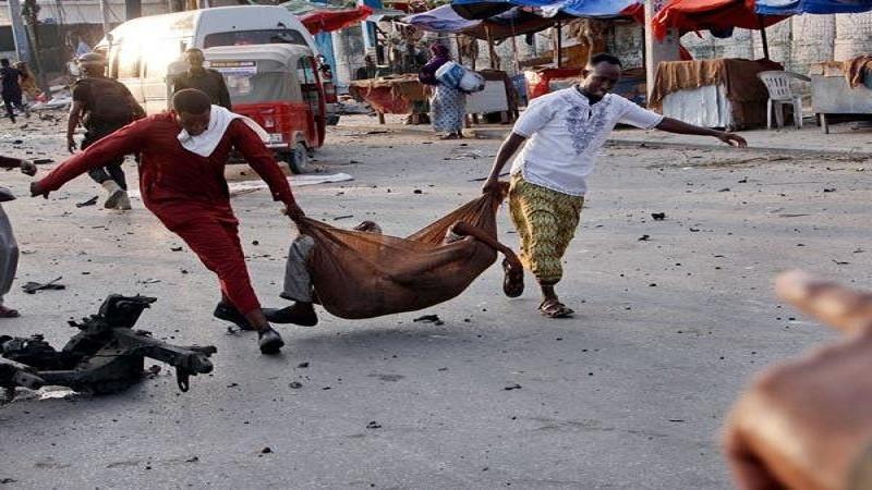 POPULATION OF THE KIGAIDI HOTELINI SOMALIA INTERNATIONAL