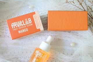 Fruitlab Mango serum review