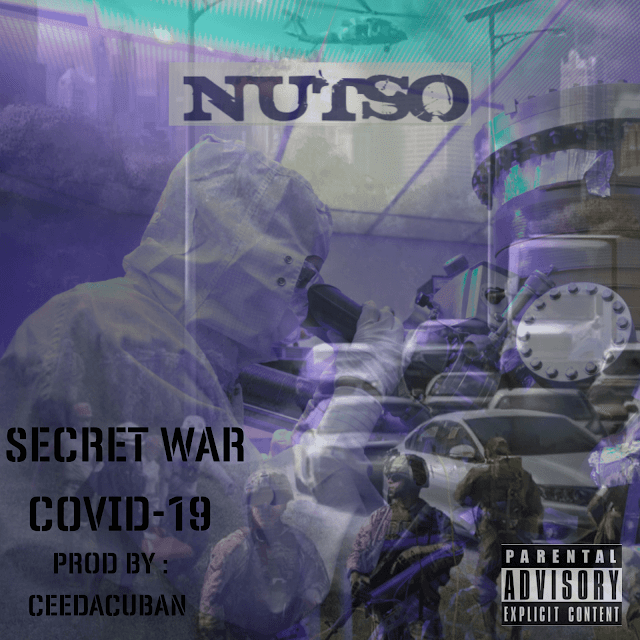 Secret war Cover-19 / NUTSO