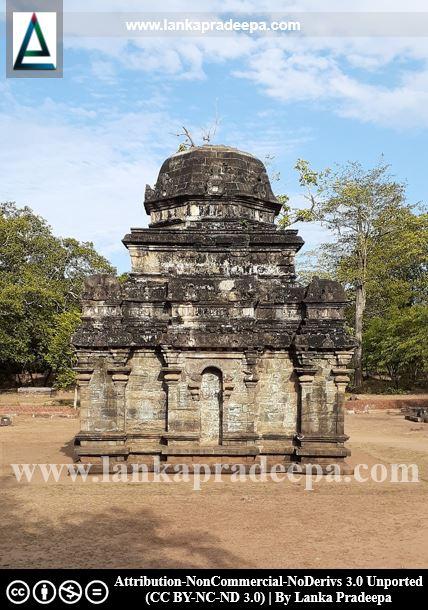 Polonnaruwa Siva Temple No. 2
