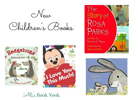 cute children's books coming out december 13