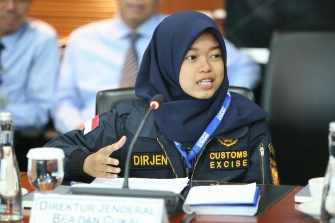 Kisah Putri, Gadis 16 Tahun Asal Bone Jadi dirjen Bea dan Cukai