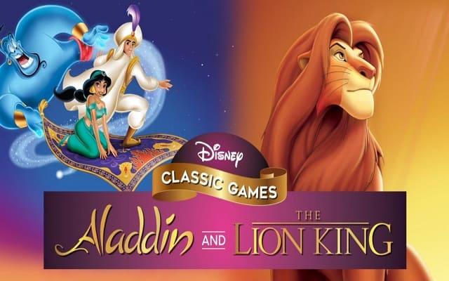 تحميل لعبة Disney Classic Games Aladdin and The Lion King مجانا للكمبيتر