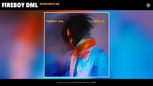 Remember Me Lyrics - Fireboy DML