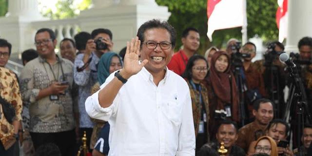 Fadjroel Rahman Ditunjuk jadi Juru Bicara Jokowi