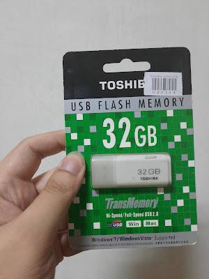 Flashdisk 32gb
