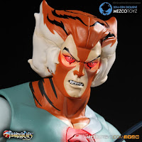 Mezco San Diego Comic-Con 2016 Exclusive Thundercats Phasing Tygra Figure