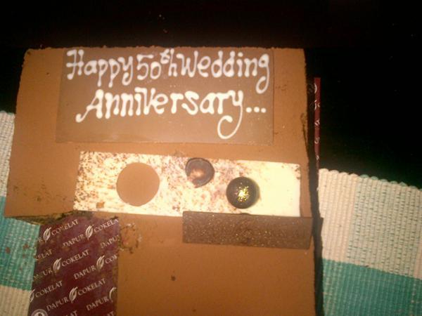 Happy 50th Wedding Anniversary Lajang Life