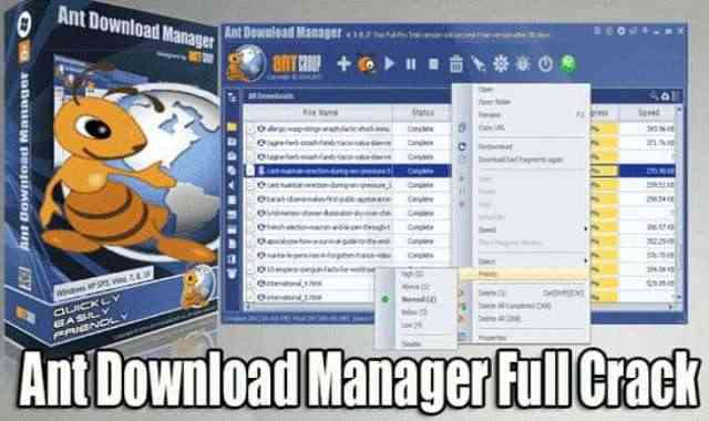 تحميل برنامج النملة Ant Download Manager Pro 2.3.1 اخر اصدار مع التفعيل
