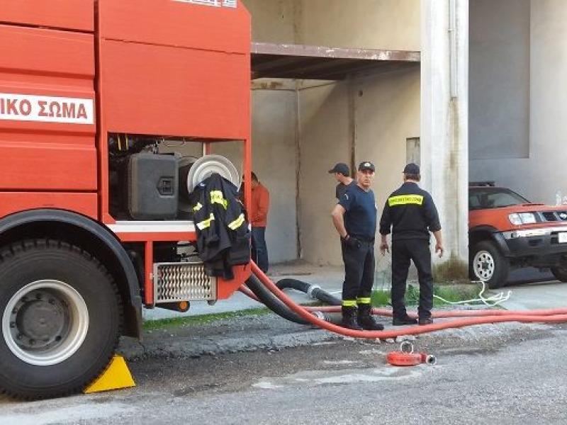 Θράκη: 210 κλήσεις στην Πυροσβεστική για την κακοκαιρία