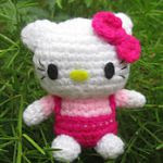 PATRON HELLO KITTY AMIGURUMI 24616