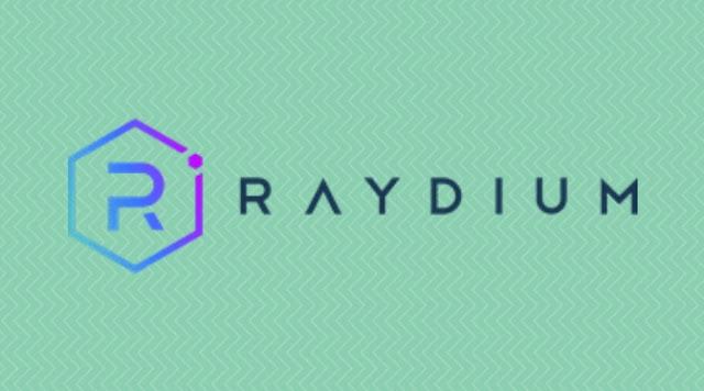 Logo Raydium (RAY)