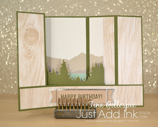 scissorspapercard, Stampin' Up!, Just Add Ink, Paper Pumpkin, Manly Moments, Waterfront