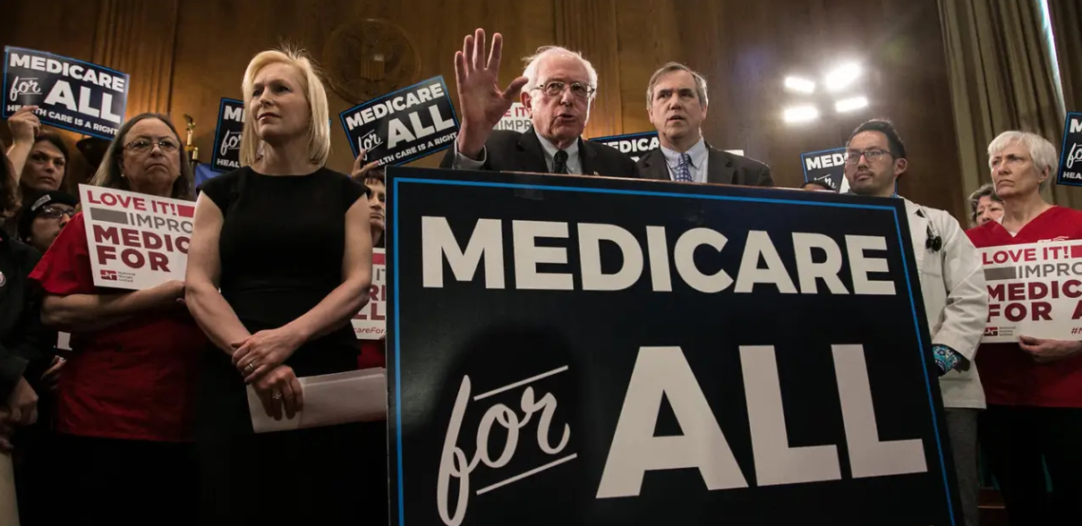 Medicare for most, If not all: We polled Americans to find out what a popular universal healthcare coverage plan in the US could look like