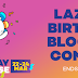 Join Lazada's Birthday Blogger Contest and Win Lazada Shopping Vouchers!