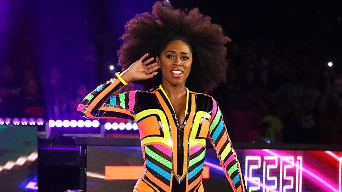 Naomi pode ter sido transferida para o Friday Night Smackdown