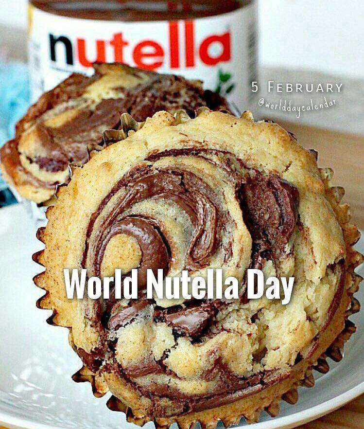 World Nutella Day Wishes Unique Image