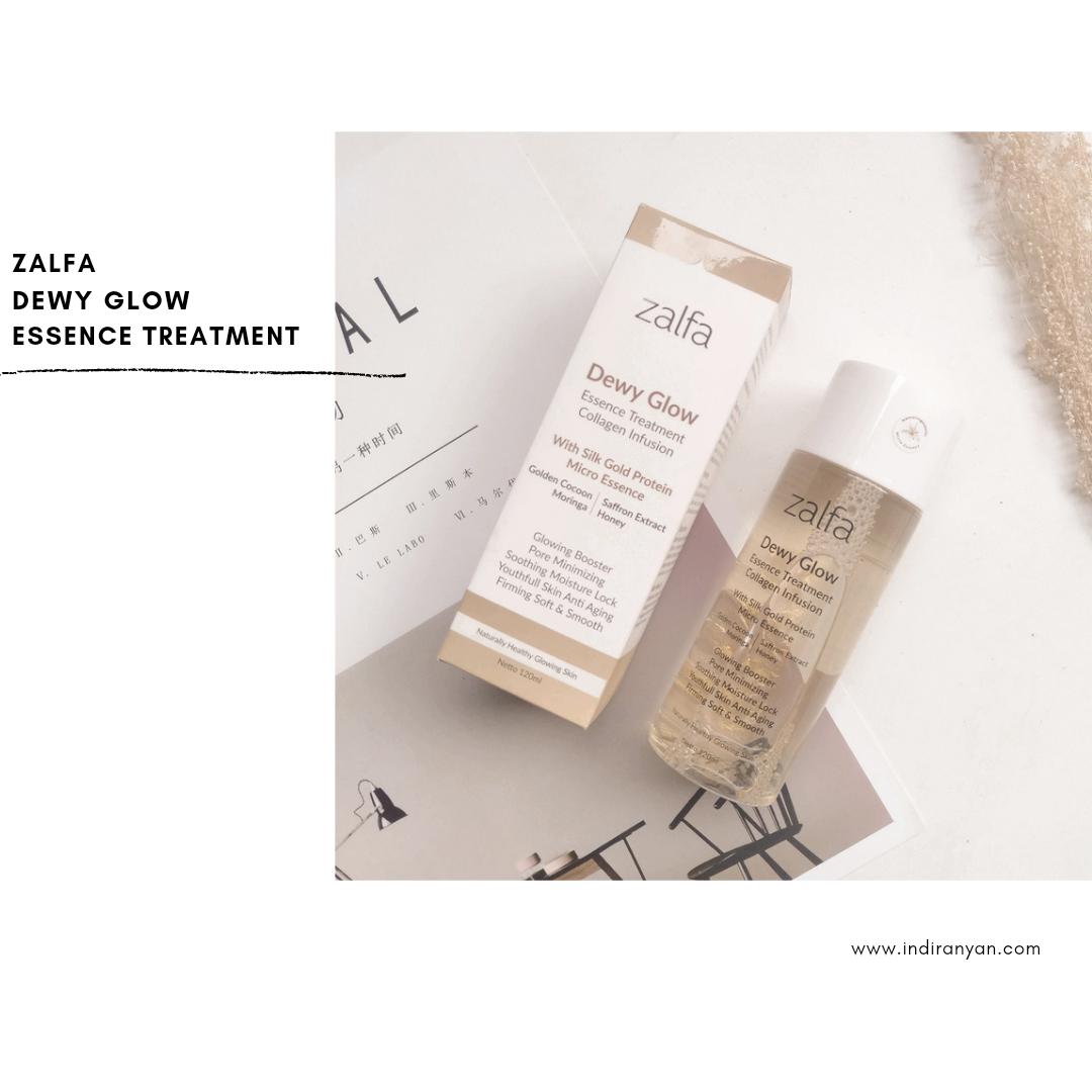Zalfa Dewy Glow Essence Treatment