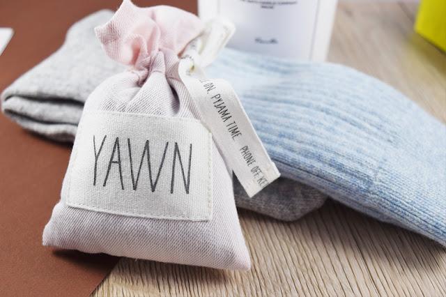 Yawn sleepwear