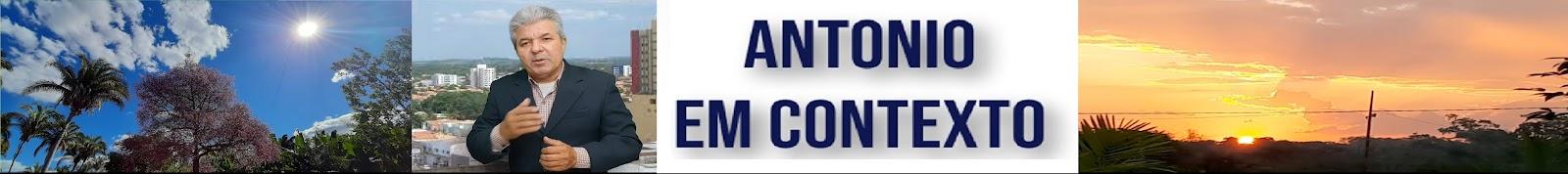 ANTONIO EM CONTEXTO