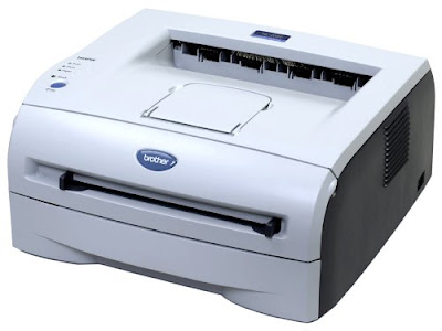 Compact Light Amplification by Stimulated Emission of Radiation printer ideal for dwelling family or modest purpose usage Brother HL-2040 Driver Downloads