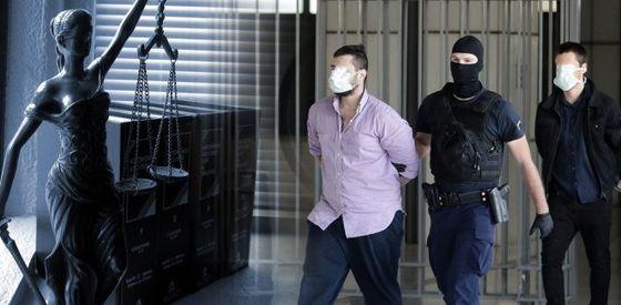 Δίκη Τοπαλούδη: Ισόβια και 15 χρόνια κάθειρξη για τους δύο κατηγορούμενους