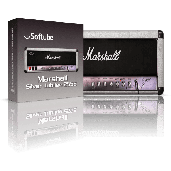 Softube Marshall Silver Jubilee 2555 v2.5.9 Full version