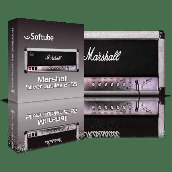 Softube Marshall Silver Jubilee 2555 v2.5.9 Full version