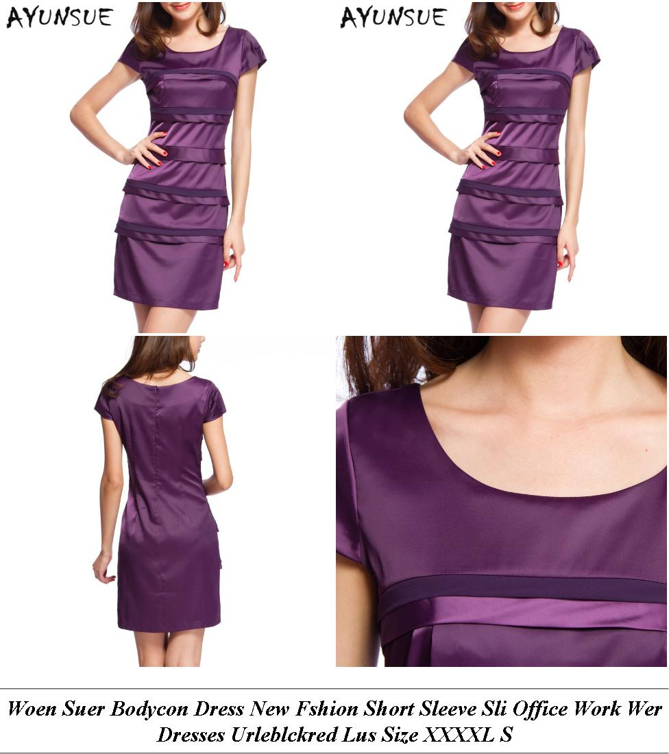 Dresses Online - Clearance Sale - A Line Dress - Cheap Online Clothes Shopping