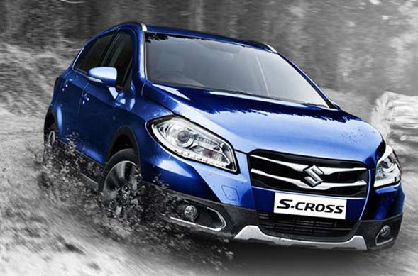 Prices and specifications Suzuki S Cross Newest 2017