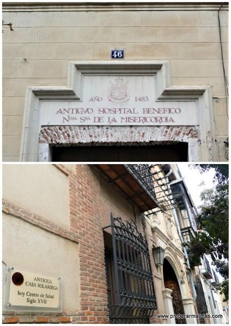 que ver en Alcalá de Henares, palacios