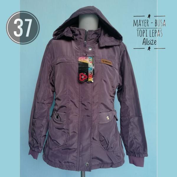Jaket Cewek Premium Threeseven A-042