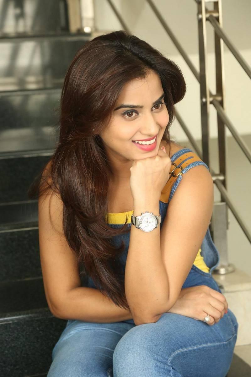 Actress Dimple Chopade Latest Pictures in Jumpsuit at Krishnashtami Success Meet  0038.jpg