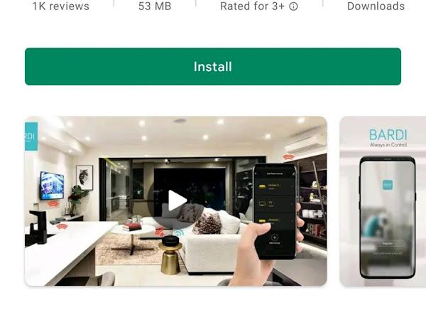 Review Bardi Smart Home yang memudahkan hidup