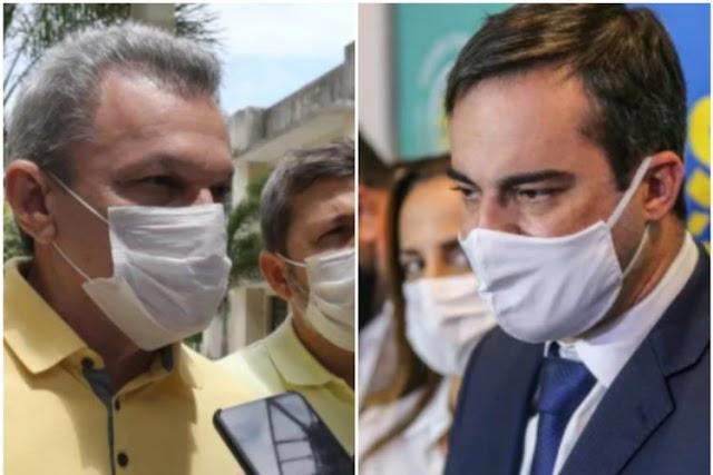 Prefeitura de Fortaleza: Ibope aponta Sarto com 60% dos votos válidos; Capitão tem 40%