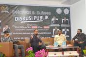 Terkait Penundaan Pilkada Aceh 2022, Senator Fachrul Razi : Dua  Pilihan, Bangai That atau Bagai That...Thaat...