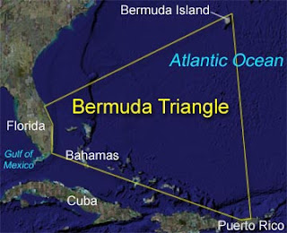 Evolve Scientia: Bermuda Triangle, A Solution