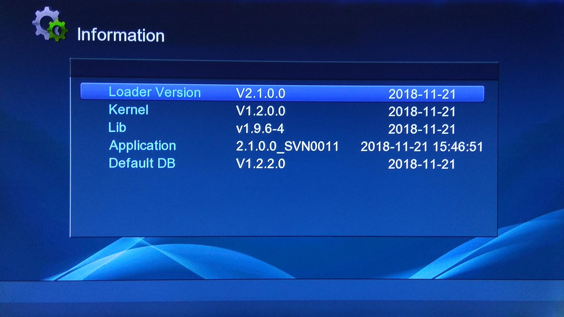 Download Hershman 3200 HD Software New Update Firmware Receiver